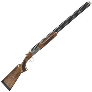 "Charles Daly 214E Sporting Clays 12 Gauge O/U Break Action Shotgun 30"" Barrels 3"" Chambers 2 Rounds Ejectors Walnut Stock Matte Blued"