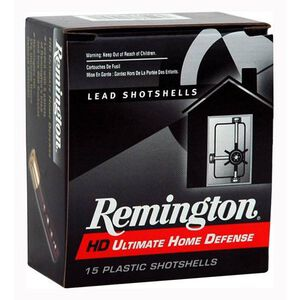 "Remington .410 Bore Ammunition 15 Rounds 2.5"" 000 Buckshot"