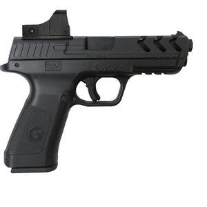"EAA GiRSAN MC28SA-TV 9mm Luger Semi Auto Pistol 4.25"" Barrel 15 Rounds Red Dot Optic Black Polymer Frame Matte Black Finish 390130"