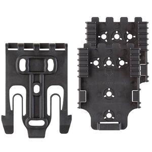 Safariland Quick Locking System Kit 3-2 Metal Black QUICK-KIT3-2