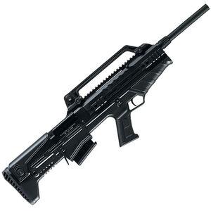 "Dickinson Ranger BP-12 12 Gauge Semi Auto Shotgun 18.25"" Barrel 5 Rounds Carry Handle With Sights Bullpup Design Synthetic Stock Black"
