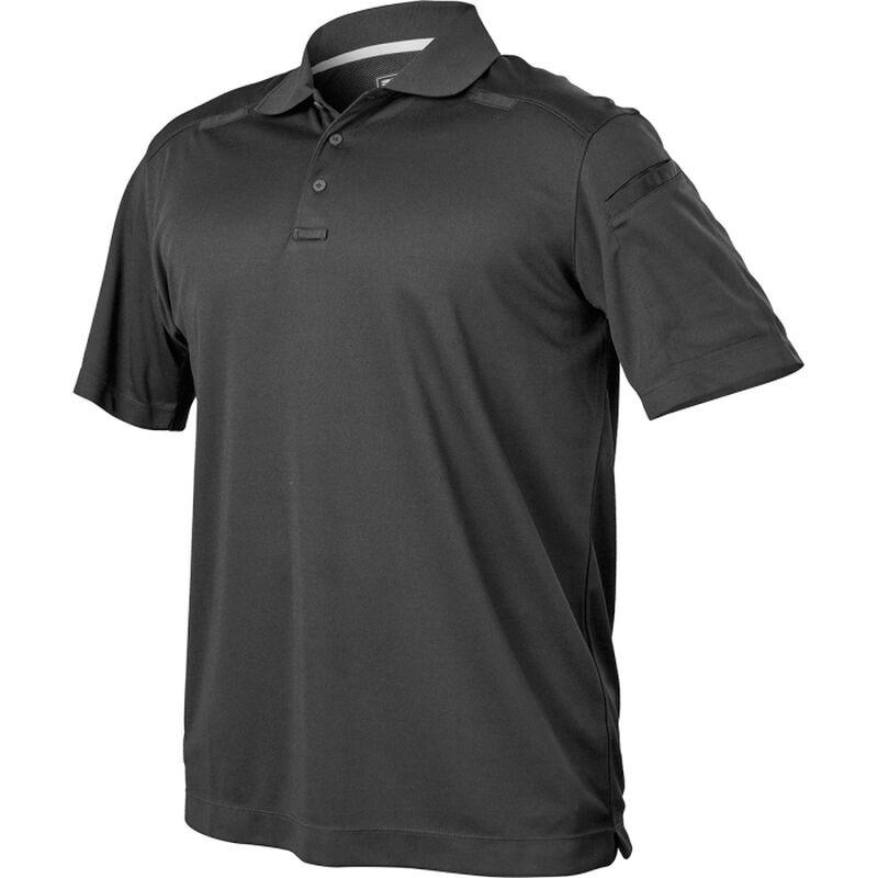 BLACKHAWK! Men's Range Polo Size 2XL Polyester Black