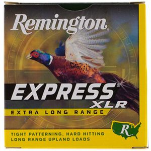 """Remington Express XLR 12 Ga 2.75"""" #7.5 Lead  250 Rounds"""