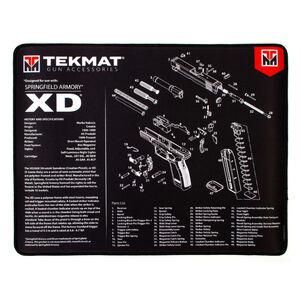 TekMat Springfield Armory XD Ultra Premium Gun Cleaning Mat Neoprene