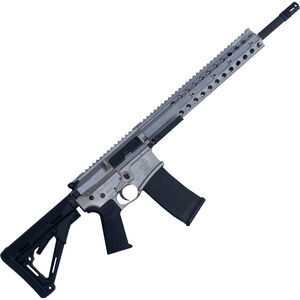 """DRD Tactical CDR-15 Semi Auto Rifle .300 AAC Blackout 16"""" Barrel 30 Rounds Magpul Stock Nickel Boron CDR15N300"""