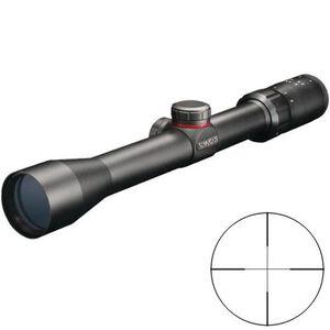Simmons .22 Mag 3-9x32 Rimfire Riflescope w/ Truplex Reticle & Ring Mounts, Matte Black