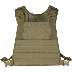 Voodoo Tactical High Mobility Plate Carrier Coyote Tan 20-903107000