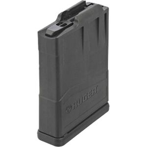 Ruger AI-Style Precision Rifle Magazine 10 Rounds Short Action .308 Win/6.5mm CM/.243 Win Polymer Black