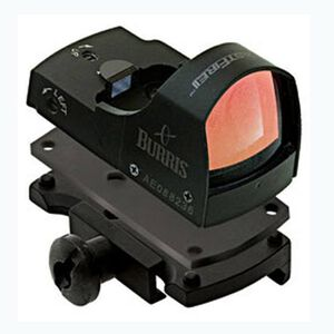 Burris Optics Fastfire II Red Dot Reflex Sight 4 MOA Dot Reticle Black 300232