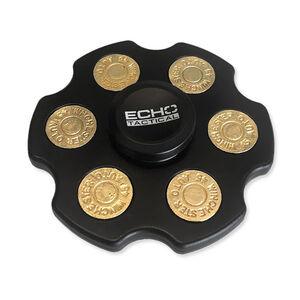 Echo Tactical Fidget Revolver Black