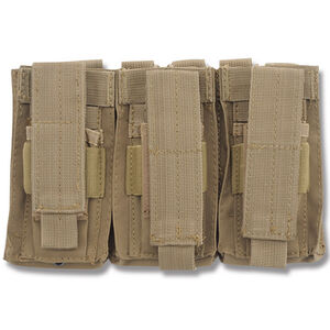 5ive Star Gear TOT-5S M4 M16 Triple Magazine Pouch Coyote