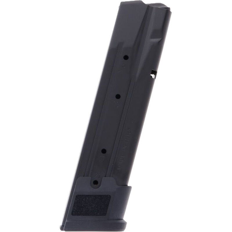SIG Sauer P250/P320 Extended Magazine 9mm Luger 21 Rounds Steel Black MAG-MOD-F-9-21