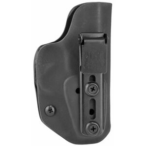 Flashbang Betty 2.0 Inside the Waistband Holster for GLOCK 43 Right Hand Draw Ulti-Clip Kydex Matte Black