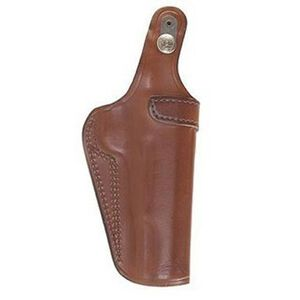 Bianchi Model 3S Inside Waist Band Holster Fits Small Frame Autos Right Hand Size 15 Leather Tan 19552