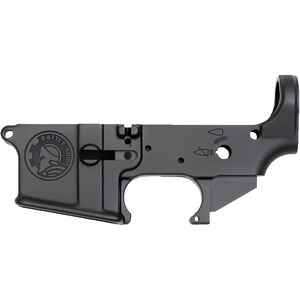 BAD BAD-15 Stripped Lower Receiver 223/5.56 Aluminum Black