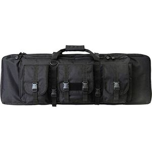 """Uncle Mike's 43"""" Rifle Assault Bag Black Polyester"""