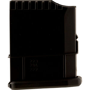 Howa Mini Action 5 Round Magazine .223 Remington Polymer Construction Matte Black Finish