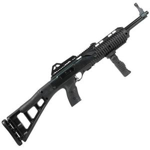 "Hi-Point Firearms Carbine Semi Automatic Rifle .40 S&W 17.5"" Barrel 10 Rounds Polymer with Forward Grip Black Finish 4095TSFG"
