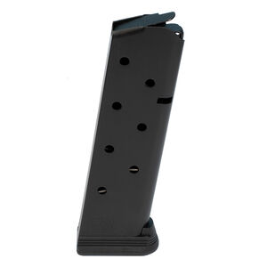 Ed Brown 1911 Full Size 8 Round Magazine .45 ACP Stainless Steel Nitride Black Finish