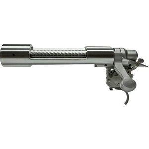 Remington 700 Left Handed Short Action Receiver Assembly Standard Bolt Face X-Mark Pro Trigger Stainless Steel