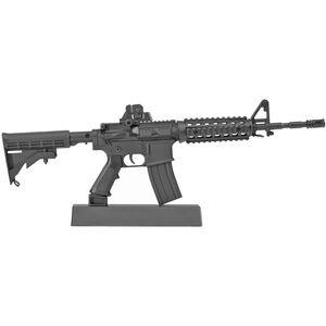 Ravenwood International Non Firing Mini Replica 1/3 Scale AR-15 All Metal Construction 2 Piece Metal Forend Matte Black