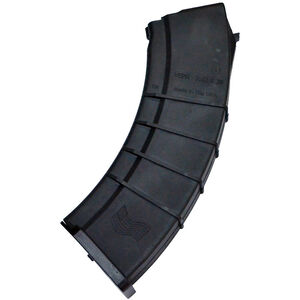 SGM Tactical VEPR 30 Round Magazine 7.62x39 Polymer Construction Matte Black Finish