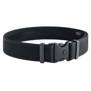 Uncle Mike's Ultra Duty Belt Nylon Webbing Basketweave Large Black 70941