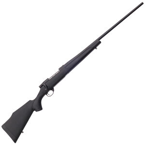 """Weatherby Vanguard Select 6.5 Creedmoor Bolt Action Rifle 24"""" Barrel 5 Rounds Monte Carlo Synthetic Stock Matte Blued Finish"""