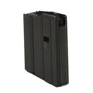 C Products Defense AR-15 Magazine .223 Rem/5.56 NATO 5 Rounds Steel Matte Black 0523041185