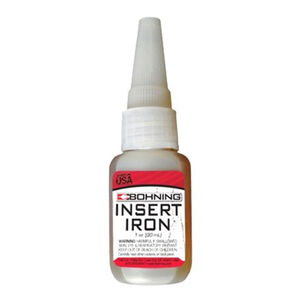 Bohning Company Insert Iron Adhesive 1 Ounce 1317