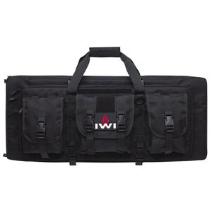 "IWI Tavor SAR Complete Case 30.5"" x 13"" x 5"" MOLLE Webbing Polyester Construction Black TCC100"