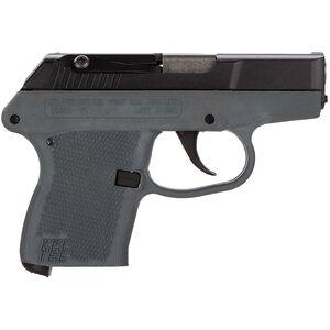 "Kel-Tec P-32 Semi-Automatic Handgun .32 ACP 2.7"" Barrel 8 Rounds Medium Gray Grip Assembly Blued Steel Slide"