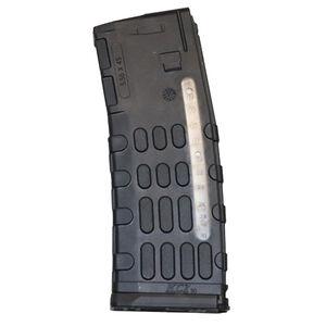 KCI USA AR-15 Magazine 30 Rounds .223 Rem/5.56 NATO Windowed Polymer Black