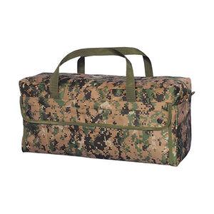 Fox Outdoor Jumbo Mechanic's Tool Bag With Brass Zipper Digital Woodland 40-654