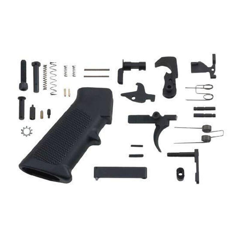 Bushmaster AR-15 Lower Parts Kit Mil Spec Black 93384