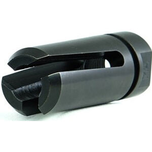 Manticore AK-47 Eclipse Flash Hider .30/7.62 Caliber 14x1 Left Steel Black