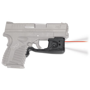 Crimson Trace Springfield XD-S Laserguard Pro Red Laser 150 Lumen Light with Holster