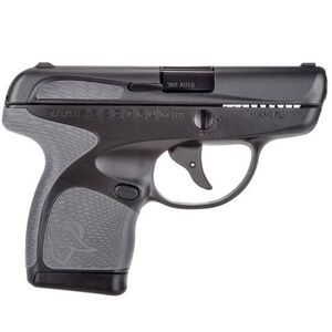 "Taurus Spectrum Semi Auto Pistol .380 ACP 2.8"" Barrel 6/7 Round Magazines Low Profile Fixed Sights Polymer Frame Matte Black/Gray Accents"