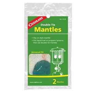 Cohglans Double Tie Replacement Lantern Mantles 2 Pack 0139