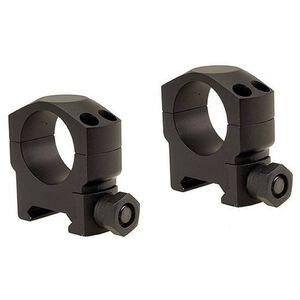Leupold Mark 4 30mm Rings High Black Matte 60699
