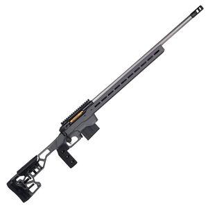 "Savage Firearms 110 Elite Precision .300 PRC Bolt Action Rifle 30"" Barrel 5 Rounds Magazine MDT ACC Chassis Cerakote Grey"