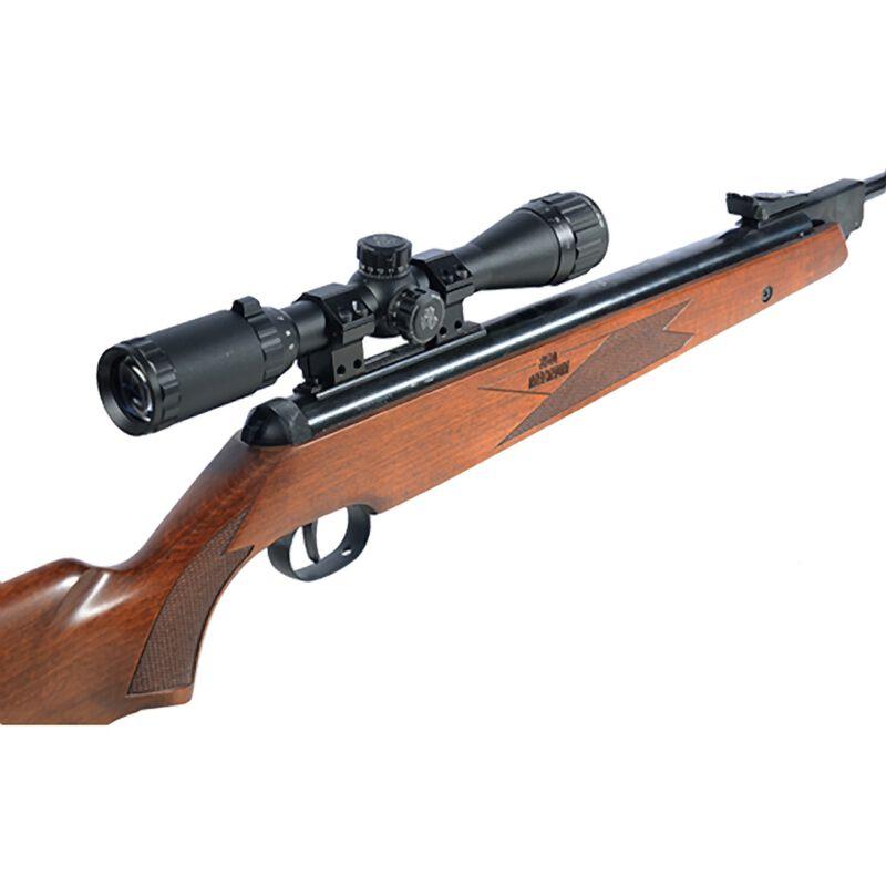 """UTG 3-9X32 1"""" Hunter Scope, AO, TF2+, Mil-dot, Airgun Rings"""