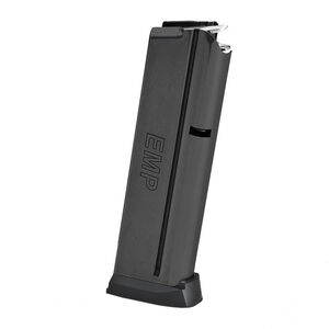 Springfield Armory EMP Lightweight Champion Magazine 9mm Luger 10 Rounds Slam Pad Stainless Steel Black Finish PI6069