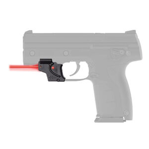 Byrna E-SERIES Red Laser by Viridian Fits HD Launcher CR1/3N Battery Ambidextrous Polymer Black