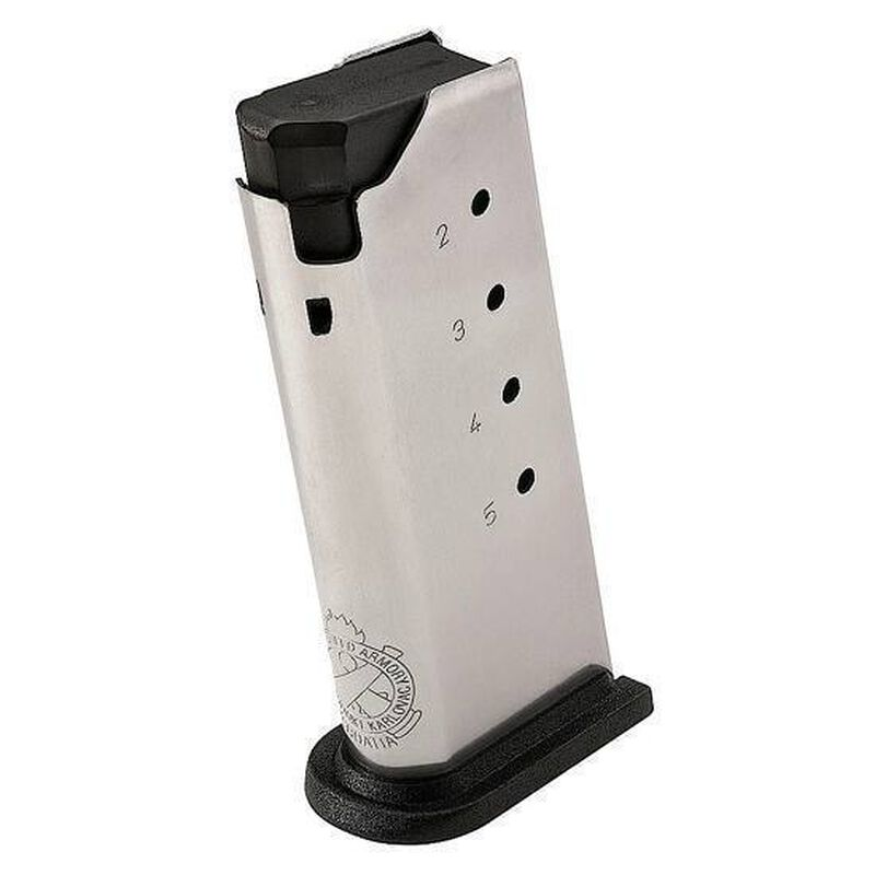 Springfield XD-S 9mm Magazine 7 Rounds Stainless Steel XDS0907