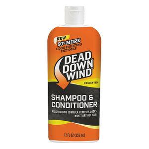 Dead Down Wind Shampoo & Conditioner 12oz Unscented