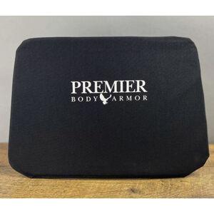 """Premier Body Armor Vertx Dead Letter Sling Backpack Panel 12""""x18.75"""" Level IIIA Black"""