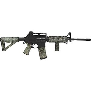 Matrix Diversified Industry AR-15 Magpul Furniture Kit Mil-Spec Bucks & Bones Camo Finish MAGMIL06RB