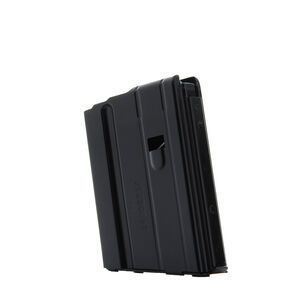 DURAMAG by CProductsDefense AR-15 SS Magazine 7.62x39 Soviet 5 Rounds Stainless Steel Matte Black Finish