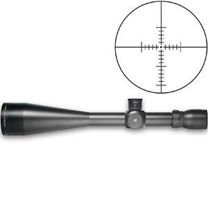 Sightron SIII Series 10-50x60 Riflescope Long Range MOA2 Reticle 30mm Tube 1/4 MOA Adjustable Objective Matte Black Waterproof 25003